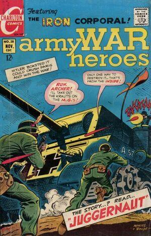 Army War Heroes Vol 1 28