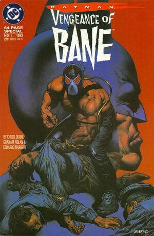 Batman Vengeance of Bane Vol 1 1