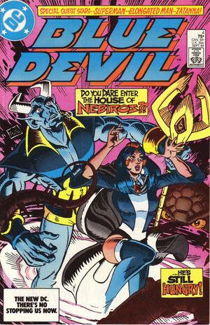 Blue Devil Vol 1 4