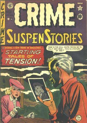 Crime SuspenStories Vol 1 1