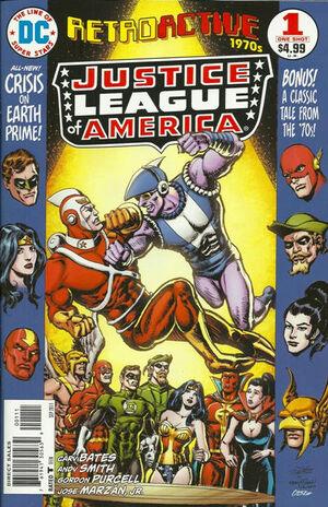 DC Retroactive JLA The 70s Vol 1 1