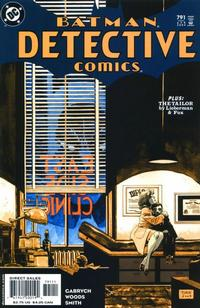 Detective Comics Vol 1 791
