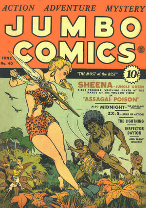 Jumbo Comics Vol 1 40