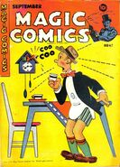Magic Comics Vol 1 62