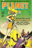 Planet Comics Vol 1 38