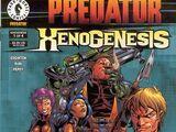 Predator: Xenogenesis Vol 1 1