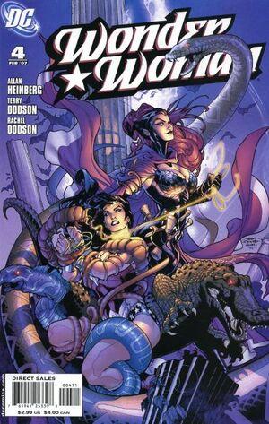 Wonder Woman Vol 3 4