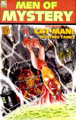 AC Comics Cat-Man