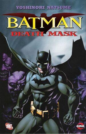 Batman Death Mask Vol 1 1