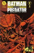 Batman versus Predator Vol 1 2