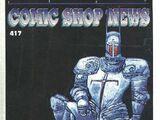 Comic Shop News Vol 1 417
