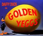 Golden Yeggs Title