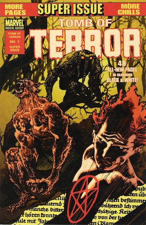 Tomb of Terror (Marvel) Vol 1 1