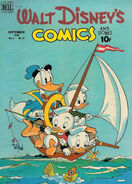Walt Disney's Comics and Stories Vol 1 108