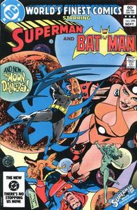 World's Finest Comics Vol 1 295