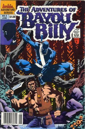 Adventures of Bayou Billy Vol 1 5