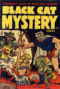 Black Cat Mystery Comics Vol 1 32