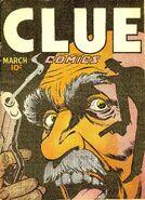 Clue Comics Vol 2 1
