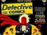 The Man Behind the Red Hood!