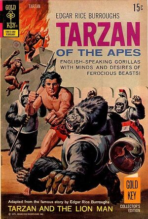 Edgar Rice Burroughs' Tarzan of the Apes Vol 1 206
