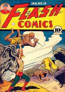 Flash Comics Vol 1 13