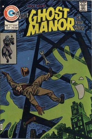 Ghost Manor Vol 2 25