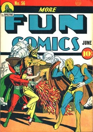 More Fun Comics Vol 1 56