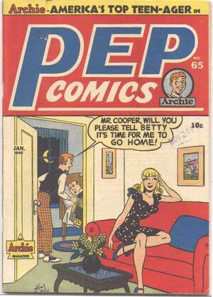 Pep Comics Vol 1 65