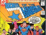 Secrets of the Legion of Super-Heroes Vol 1 1