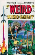 Weird Science-Fantasy Annual Vol 1 1