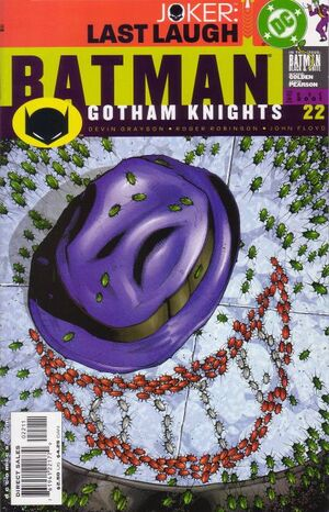 Batman Gotham Knights Vol 1 22