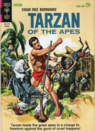 Edgar Rice Burroughs' Tarzan of the Apes Vol 1 138