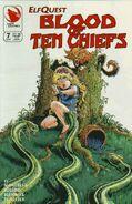 Elfquest Blood of Ten Chiefs Vol 1 7