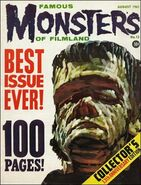 Famous Monsters of Filmland Vol 1 13