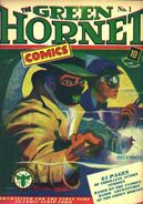 Green Hornet Comics Vol 1 1