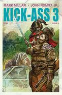 Kick-Ass 3 Vol 1 6 Textless