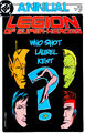 Legion of Super-Heroes Annual Vol 3 1