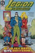 Legion of Super-Heroes Vol 4 11