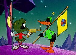 Looney Tunes 'Duck Dodgers