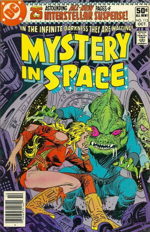 Mystery in Space Vol 1 112