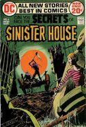 Secrets of Sinister House Vol 1 6