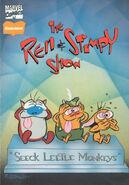 The Ren & Stimpy Show Seeck Leetle Monkeys