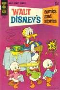 Walt Disney's Comics and Stories Vol 1 338