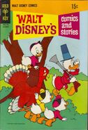 Walt Disney's Comics and Stories Vol 1 351