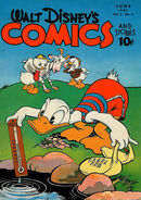 Walt Disney's Comics and Stories Vol 1 57