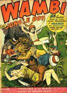 Wambi, the Jungle Boy Vol 1 1