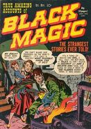 Black Magic Vol 1 1