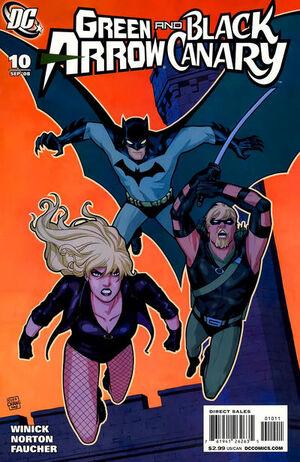 Green Arrow and Black Canary Vol 1 10
