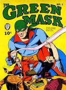 Green Mask Vol 1 1