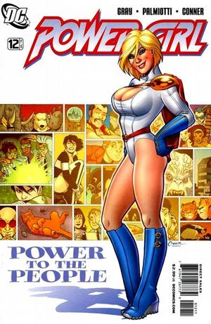 Power Girl Vol 2 12